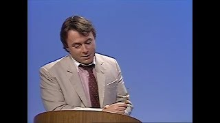 Young Christopher Hitchens on Latin American and the US (1987)