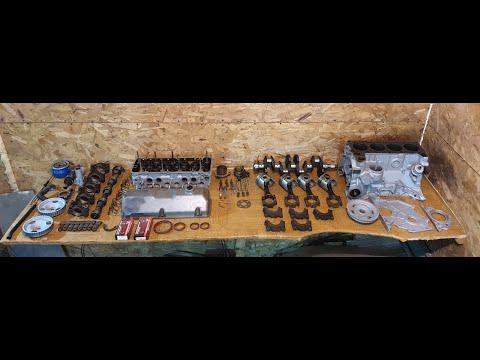 Ремонт ременного двигателя ВАЗ 2105-2107