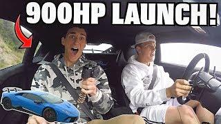 Reacting To Jake Paul'S 900hp Supercharged Lamborghini Launch!!