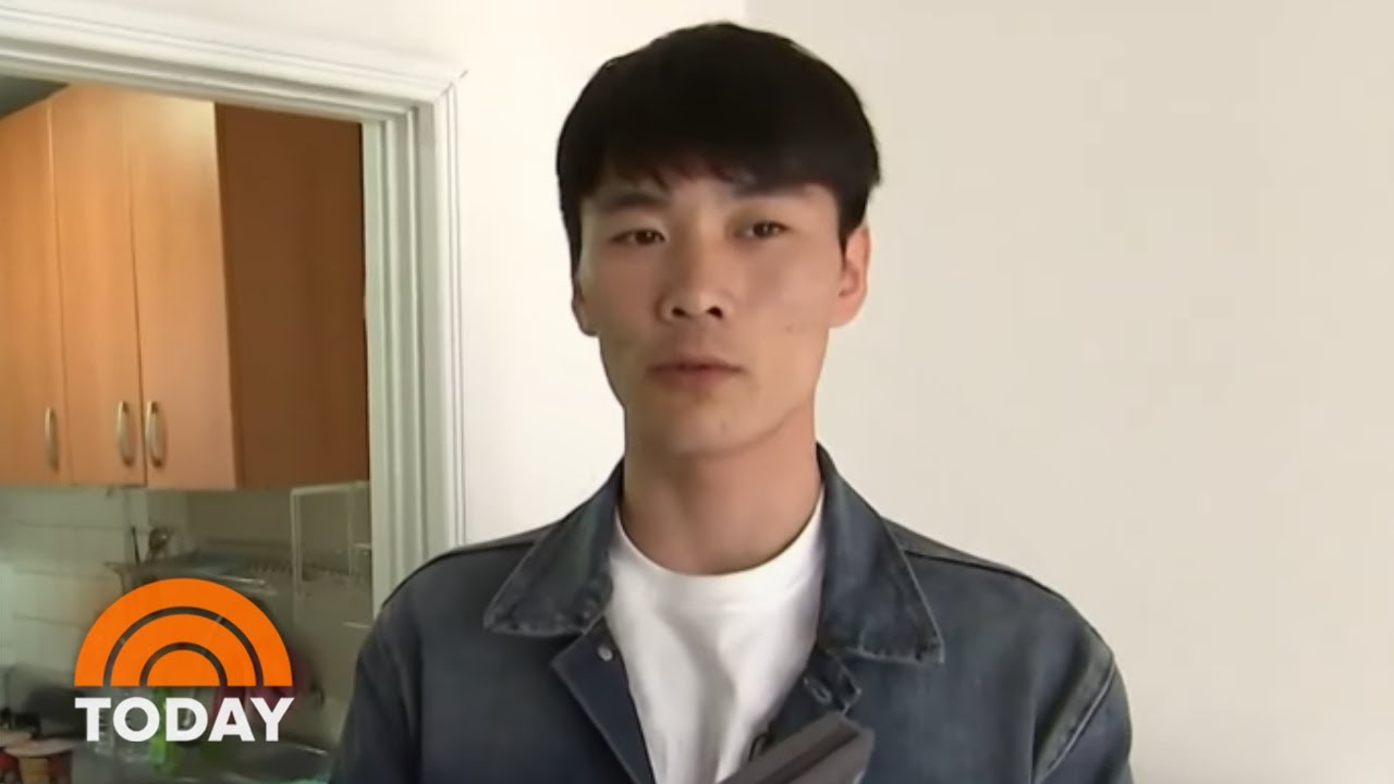 Download Exclusive: North Korean Defector Whose Escape Went Viral Speaks Out   TODAY