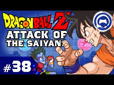 Dragon Ball Z Attack of the Saiyans Part 38 | TFS Plays