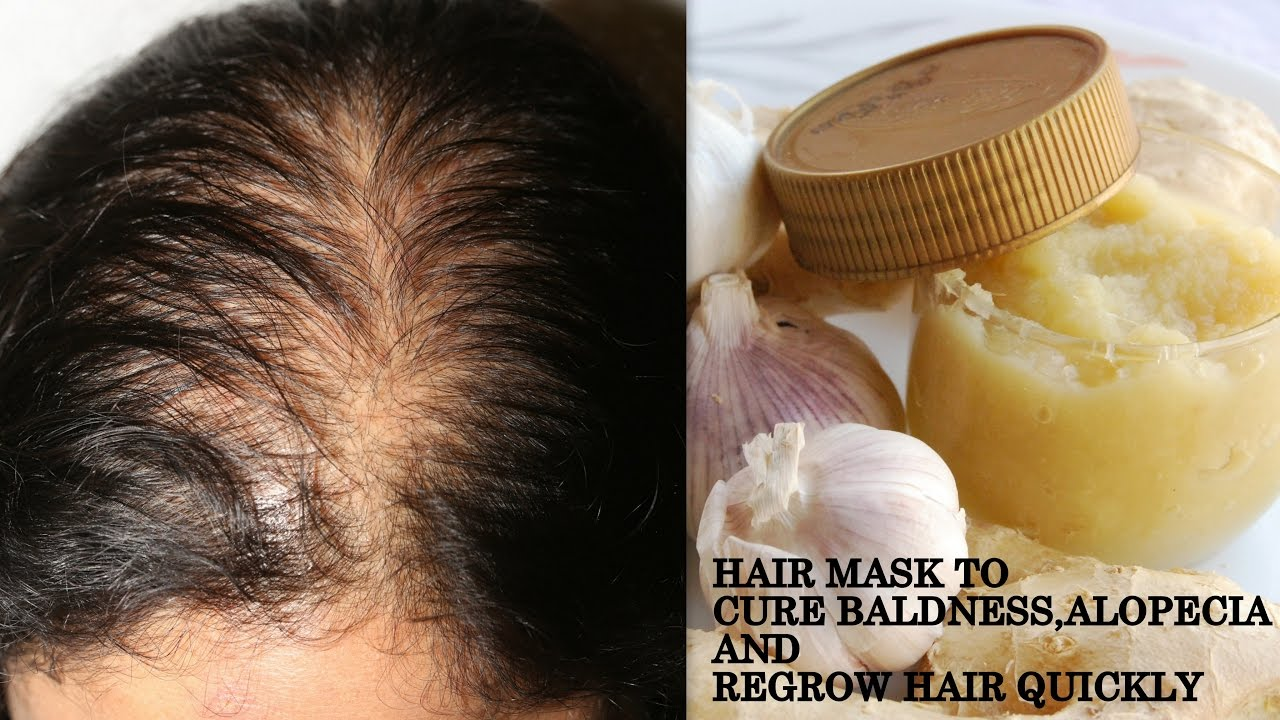 Ginger Hair Mask For Extreme Hair Growth How To Get Long