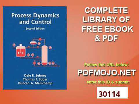 Process Dynamics and Control - YouTube