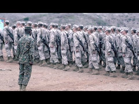 Marine Corps Recruit Training: The Crucible