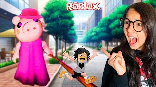 Roblox - MAMÃE PIGGY VIROU FASHION (Piggy Roblox) | Luluca Games