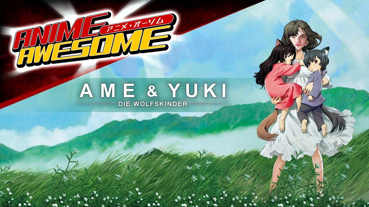 Ame & Yuki – Die Wolfskinder Stream