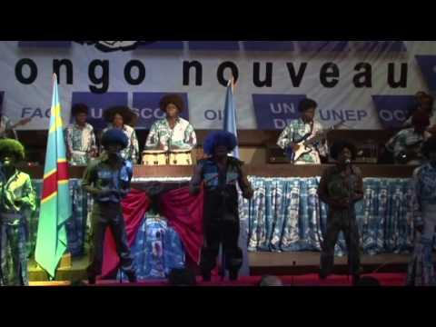 """UN-Congo nouveau"" - UN DAY 2010 (FULL SHOW)"