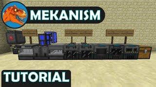 Mekanism Mod Spotlight