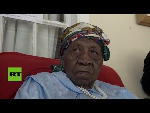 La jamaicana Violet Brown, de 117 años, la persona más longeva del mundo