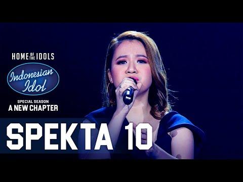 ANGGI - SEKALI INI SAJA (Glenn Fredly) - SPEKTA SHOW TOP 4 - Indonesian Idol 2021