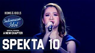 Download ANGGI - SEKALI INI SAJA (Glenn Fredly) - SPEKTA SHOW TOP 4 - Indonesian Idol 2021