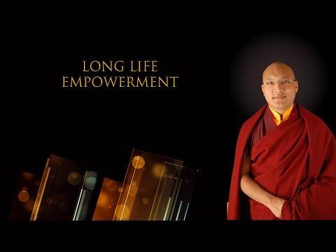 Long Life Empowerment - Buddhist Community Center UK