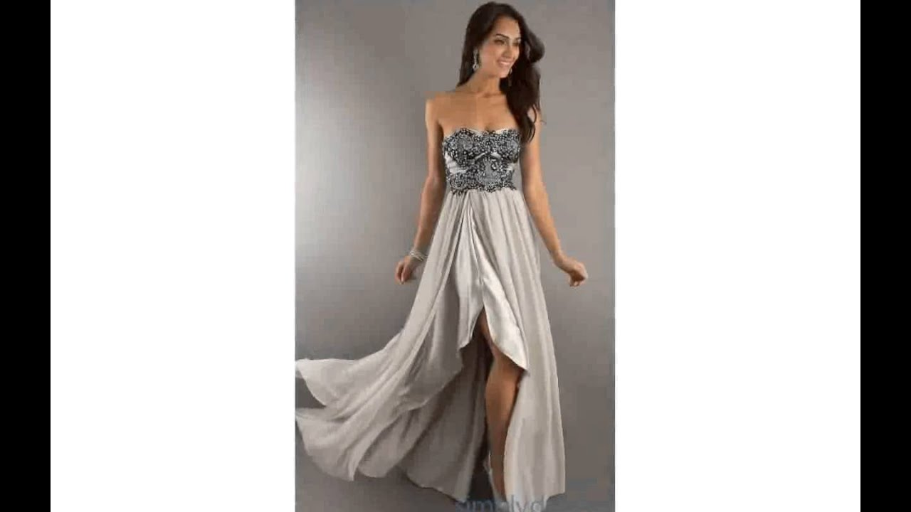 Rent Prom Dress - YouTube