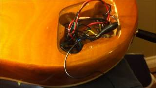 Guitar Hum   EMI noise and buzz from non sheilded wiring
