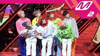 BTS [GO GO] Choreography Fancam @ M Countdown _170928
