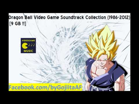 Dragon Ball Video Game Soundtrack Collection (1986-2012) ~ DOWNLOAD LINK ~9 GB~