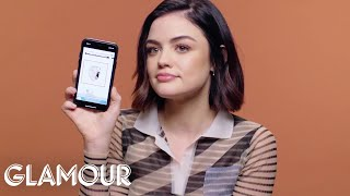 Lucy Hale Shows Us the Last Thing on Her Phone | Glamour