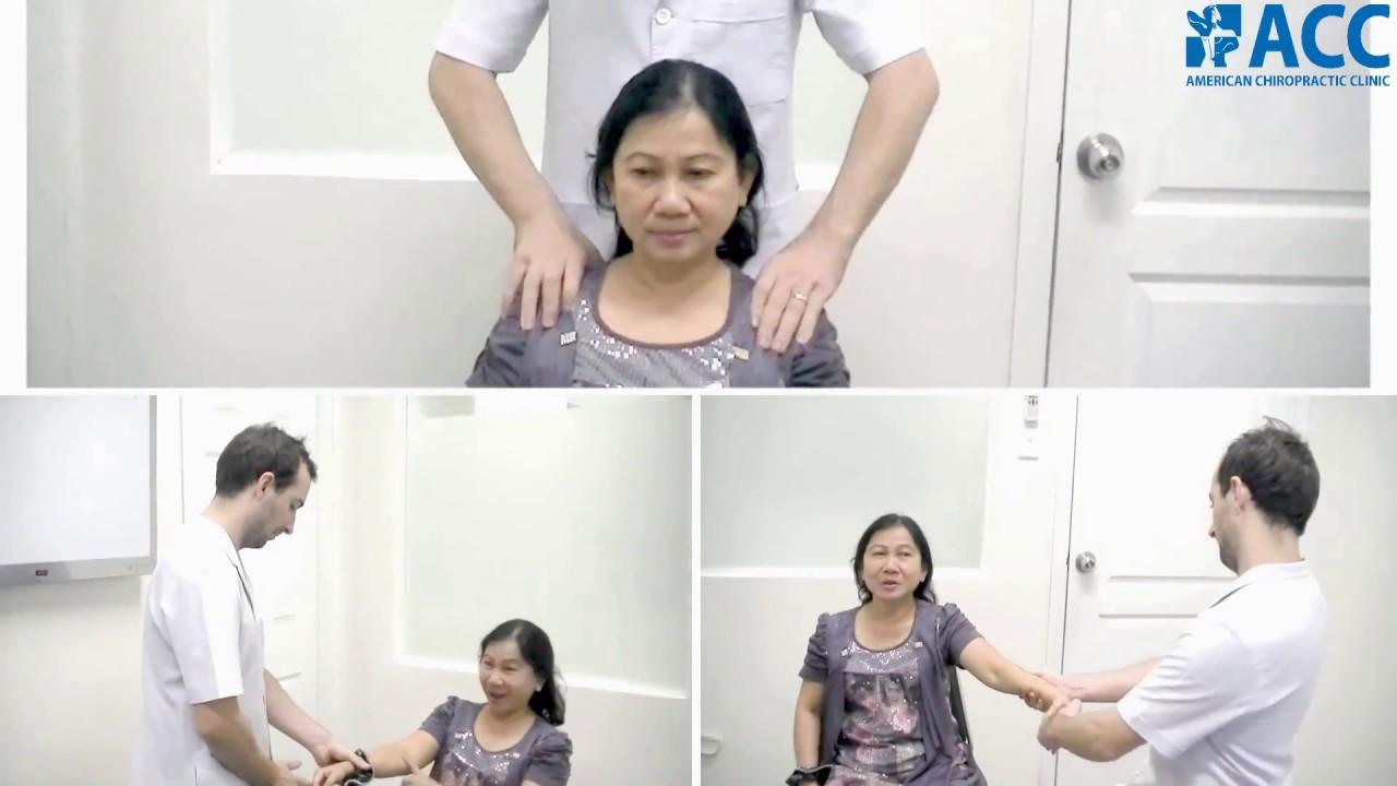 Đau lưng ở phụ nữ nguyên nhân do Thoát vị đĩa đệm điều trị tại ACC