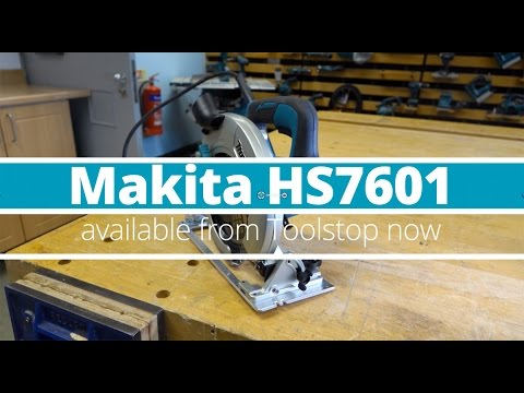 Makita HS7601 190mm Circular Saw from Toolstop