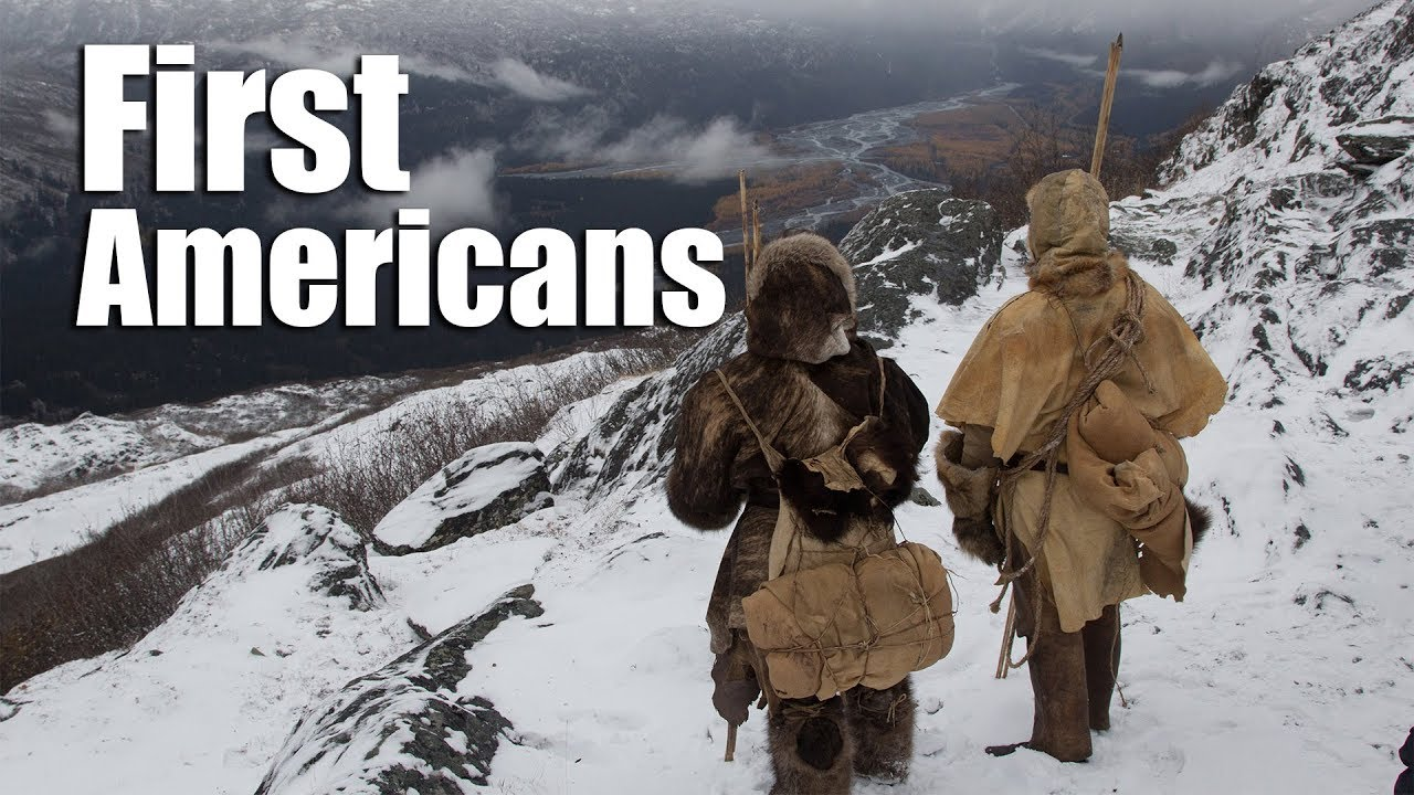 The First Americans - ROBERT SEPEHR
