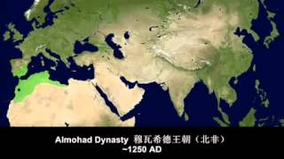 3000 years history of different empire Strongest Mongol Empire