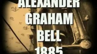 edison cylinder / alexander graham bell / 1885