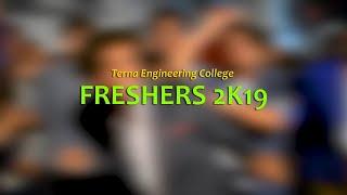 Freshers 2k19   Terna Engineering College   Resonance   TPF