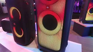 JBL PartyBox 1000 hands-on