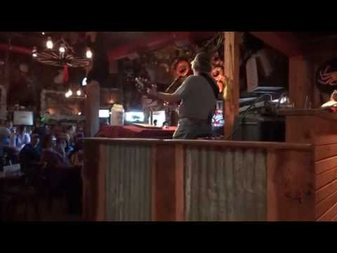 Famous Red Dog Saloon in Juneau Alaska