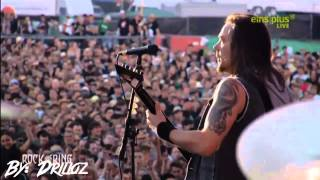 Temper Temper -Bullet For My Valentine- Rock am Ring 2013 (HD)