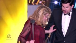GLOBES DE CRISTAL 2017: Catherine Deneuve