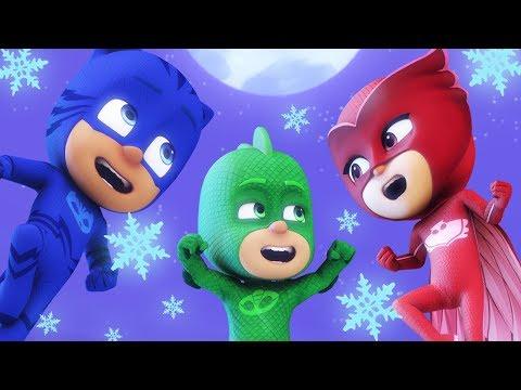 Герои в масках | Гекко спасает Рождество ❄️ Герои в масках Рождественский ❄️мультики для детей