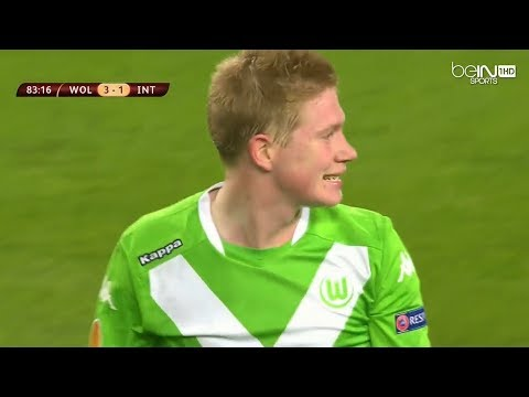 The Match That Made Man City Buy Kevin de Bruyne