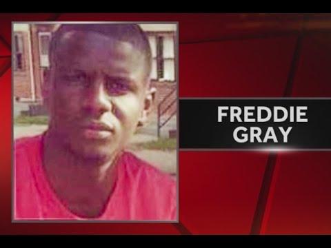 Freddie Gray, cover up of murder 5:36 sec