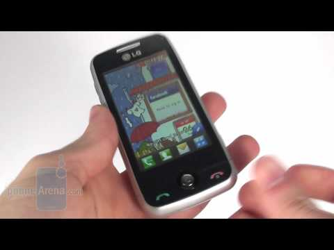 LG Cookie Fresh GS290 Review