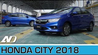 Honda City 2018 - ¿Qué cambió? - Primer vistazo en AutoDinámico