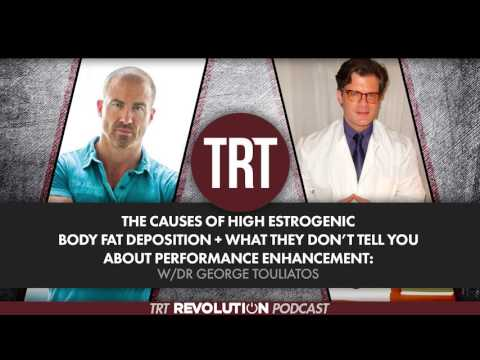 The Causes of High Estrogenic Body Fat Deposition + Performance Enhancement