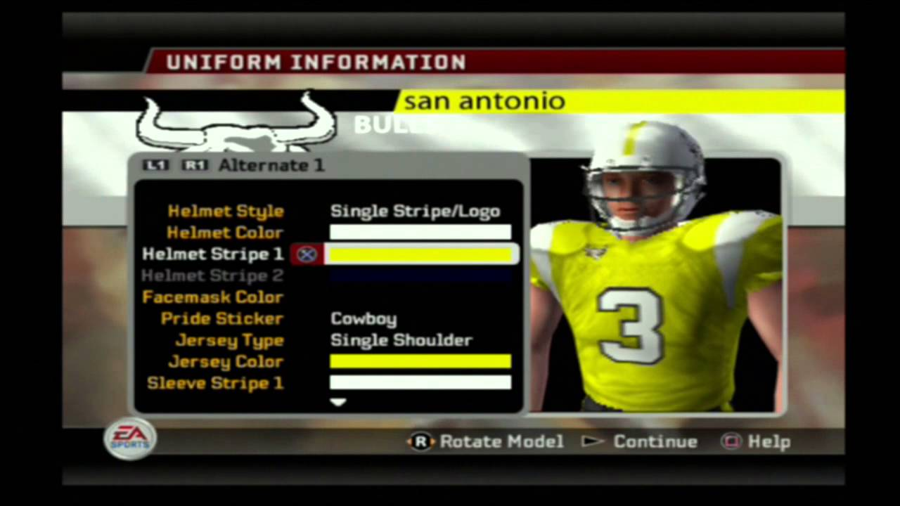 Image result for ncaa 06 create a tea,