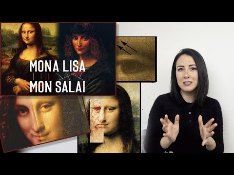 Mona Lisa Tablosundaki