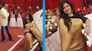 মৌসুমী লজ্জায় লাল হলেন ডিপজলের যে কান্ডে ! Moushumi Dipjol romantic news !