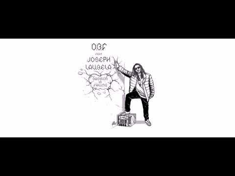 "O.B.F. / Joseph Lalibela - Babylon Is Falling / How You Feel - 12"" - OBF Records"