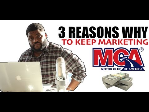 MCA Training -   MUST WATCH 2018 Reasons To Keep Marketing MCA
