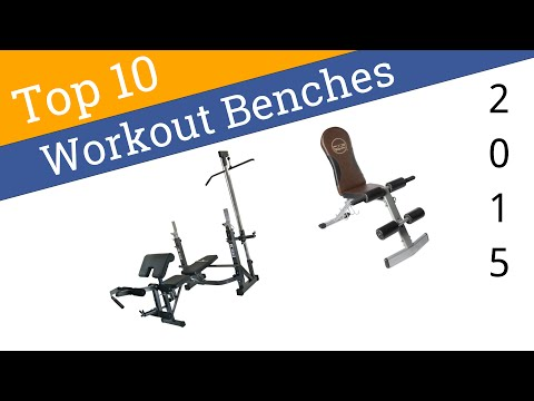 10 Best Workout Benches 2015