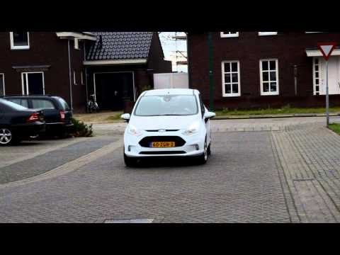 Ford B-MAX 1.0 Ecoboost test