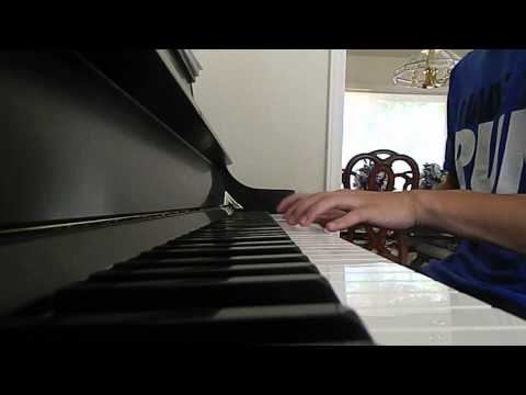 Kid Ink - Body Language (Feat. Usher & Tinashe) Piano (Played By: James Yang)