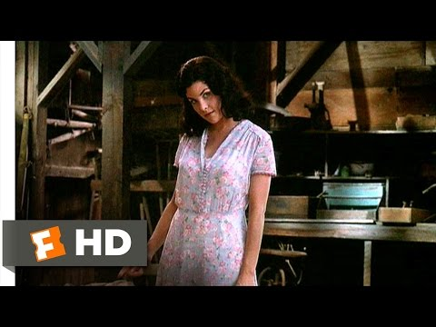 Of Mice and Men 310 Movie   Curley's Wife Seduces George 1992 HD