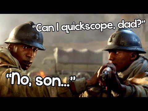 WAR STORIES! (Battlefield 5 Campaign #1) thumbnail