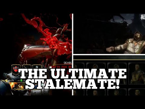 Daily Mortal Kombat 11 Highlights: THE ULTIMATE STALEMATE! thumbnail