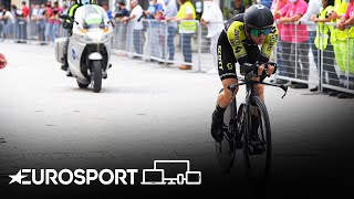 Giro d'Italia - Stage 1 Highlights | Cycling | Eurosport