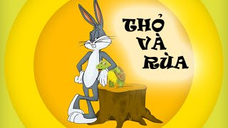 Thỏ và Rùa - Truyện cổ tích Việt Nam Thỏ và Rùa